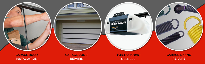 Garage Door Repair at Parker, CO